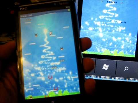 u.n.i JUMP - Windows Phone 7 FREE App/Game - Review for WP7COMP Contest