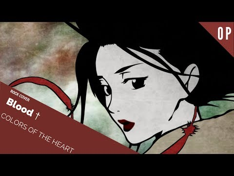 "「English Cover」Blood + OP FULL VER. ""Colors Of The Heart"" Cover 【Sam Luff】- Studio Yuraki"