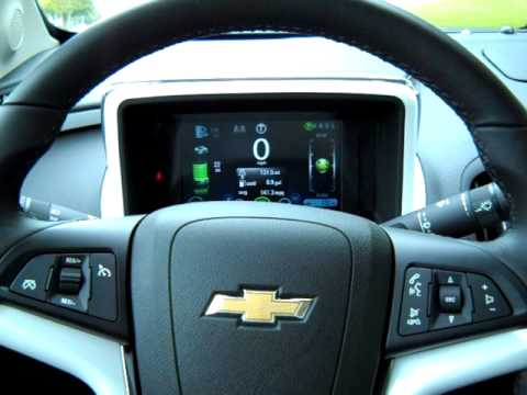 Chevy Volt How To Use Gas Cap Release Miami Lakes Automall