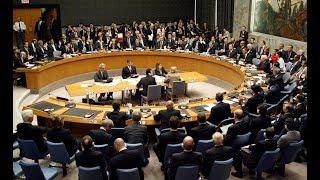 Фото Экстренное заседание Совбеза ООН по провокации в Азовском и Черном морях. Полное видео