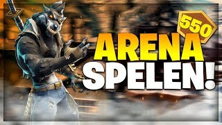 DUO ARENA MET ZETIFY EN IK HEB DE IKONIK SKIN UNLOCKED / FORTNITE BATTLE ROYALE