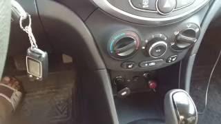 Air Conditioning Hyundai Solaris