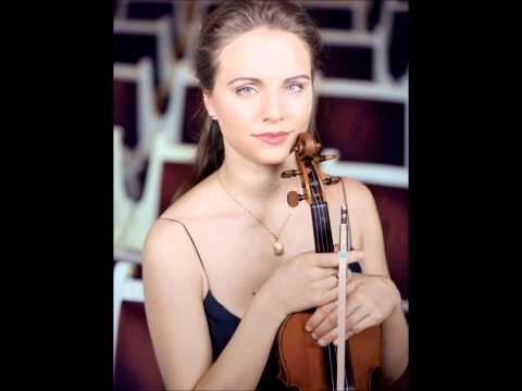 "Julia Fischer ""Violin Concerto"" Brahms"