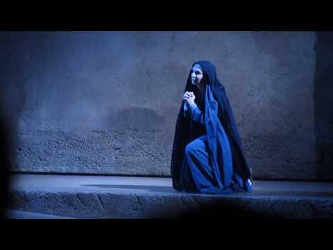 Anne Sila - L'Adieu (Jésus, de Nazareth à Jérusalem, 16.12.2017)