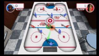 Rec Room Games (Wii) Table Hockey