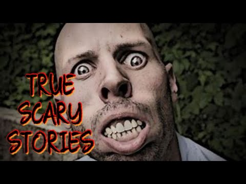 3 True Scary stories