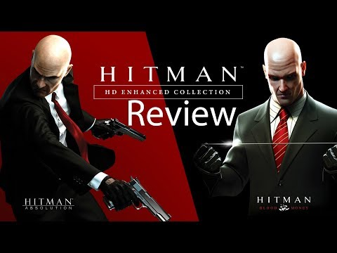 Hitman HD Enhanced Collection Xbox One X Gameplay Review