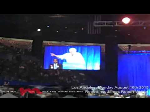 Senator Bernie Sanders Campaign Rally Los Angeles, 8/10/15