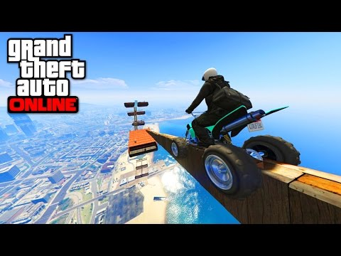QUAD vs SNIPER - GTA 5 ONLINE
