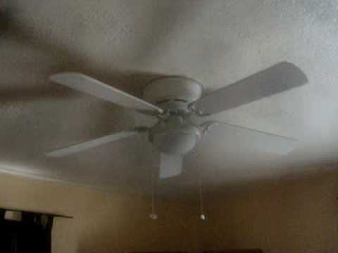 Harbor breeze armitage ceiling fan youtube harbor breeze armitage ceiling fan aloadofball Images
