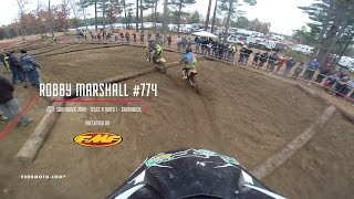 Robby Marshall Rips 125cc at Southwick Jday - vurbmoto thumbnail
