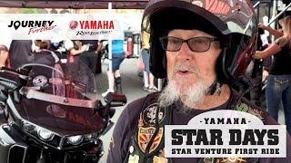 2018 Yamaha Star Venture - Demo Ride Impressions