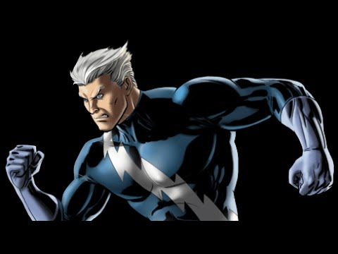 Voice Acting Did You Know:Quicksilver