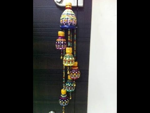 wind chime from waste materials youtube
