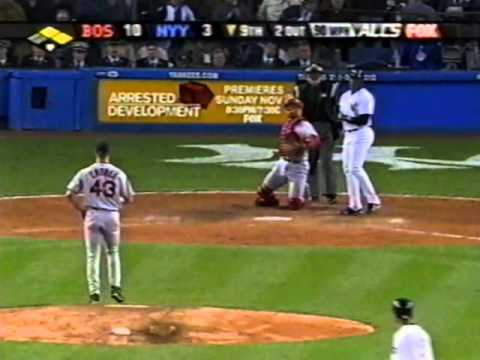 2004 Red Sox Yankees Game 7 Sox Win
