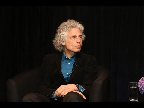 Inside the Psychologist's Studio with Steven Pinker