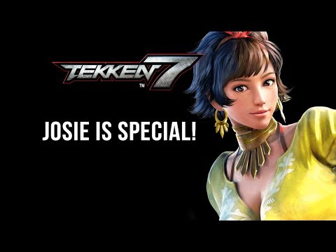 Josie Is Special - TEKKEN 7