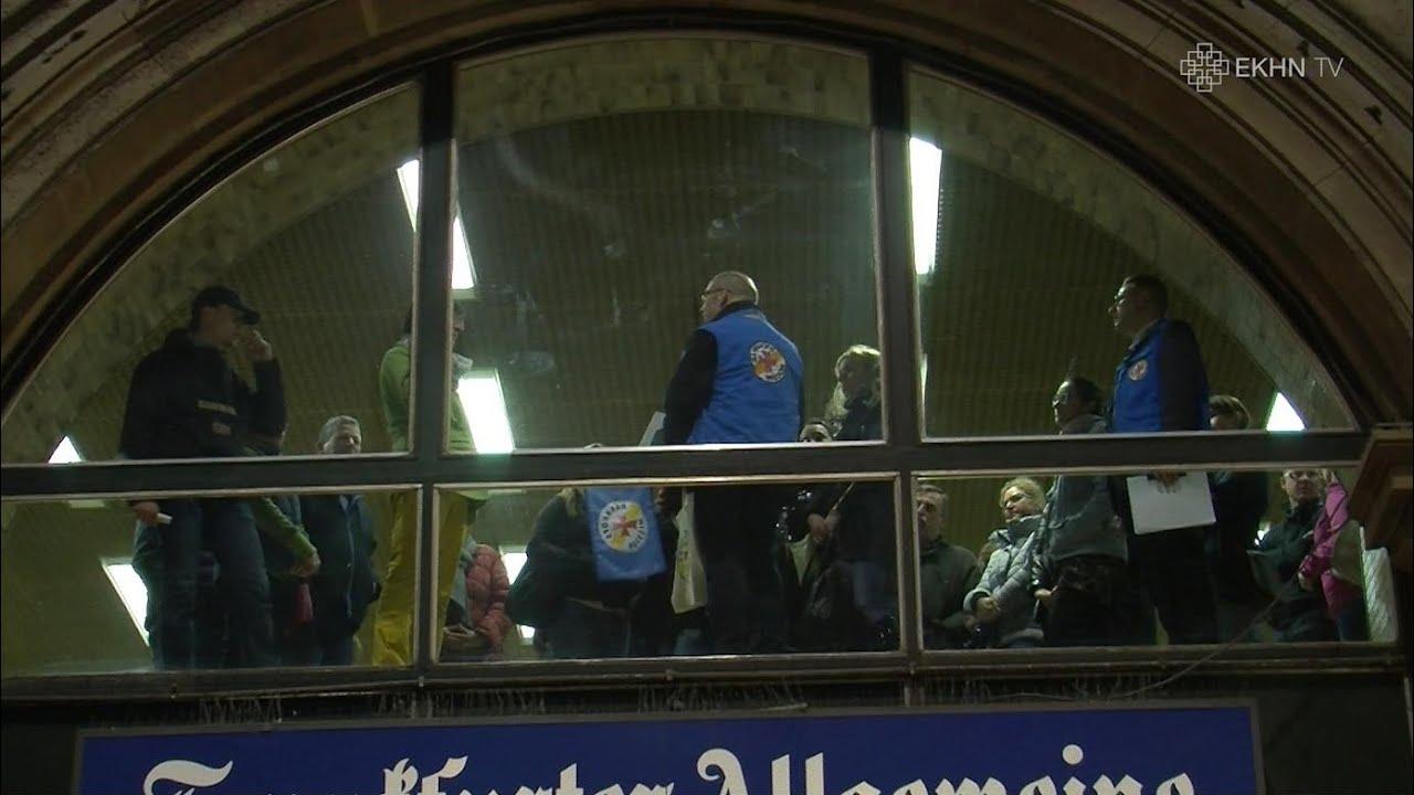 Bahnhofsmission Frankfurt