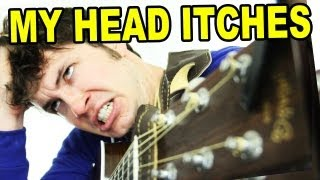 MY HEAD ITCHES (Song) - Toby Turner