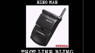 "Jadakiss Ft. Nino Man - Thot Line Bling (Drake ""Hotline Bling"" Remix) [New/2015/CDQ/Dirty]"