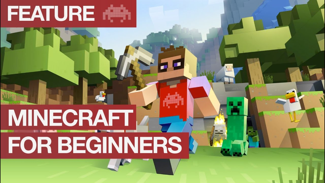 Minecraft For Beginners | 20 Tips To Get You Started