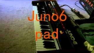 Juno6 pad