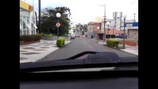 Uma volta pelo Centro de Ponta Grossa/PR - 26/02/2013