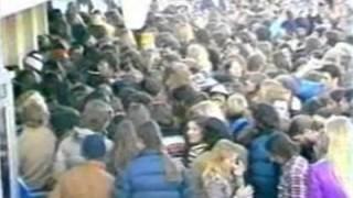 Led Zeppelin San Diego News KFMB 1977
