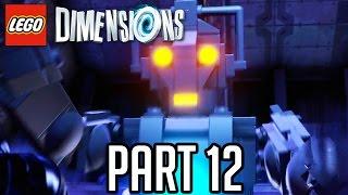 lego dimensions walkthrough part 12 doctor who cyberman boss gameplay ps4 xb1 wii u 1080p hd