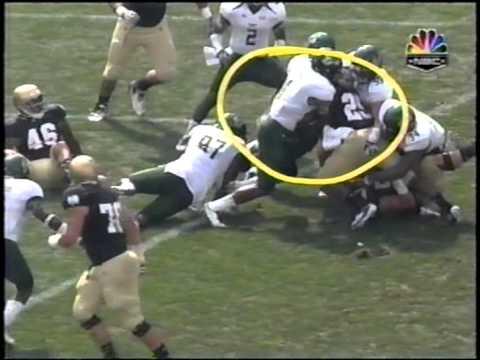Kayvon Webster touchdown vs Notre Dame