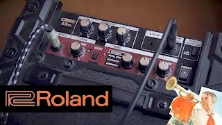 комбик Пионера Roland CUBE 15XL (Обзор)