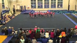 Mini-Masters 2015 - Girls' Routine