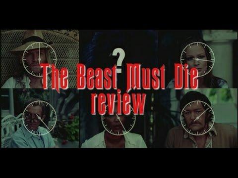 The Beast Must Die (1974) movie review