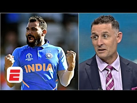 Mohammed Shami executed hat trick under enormous pressure - Michael Hussey   Cricket World Cup