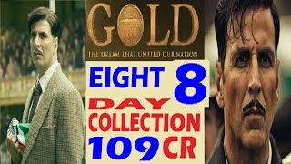 Gold 8th day box office collection prediction