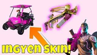 Free Skin! -[Fortnite]-! gift! rules! creator! DC