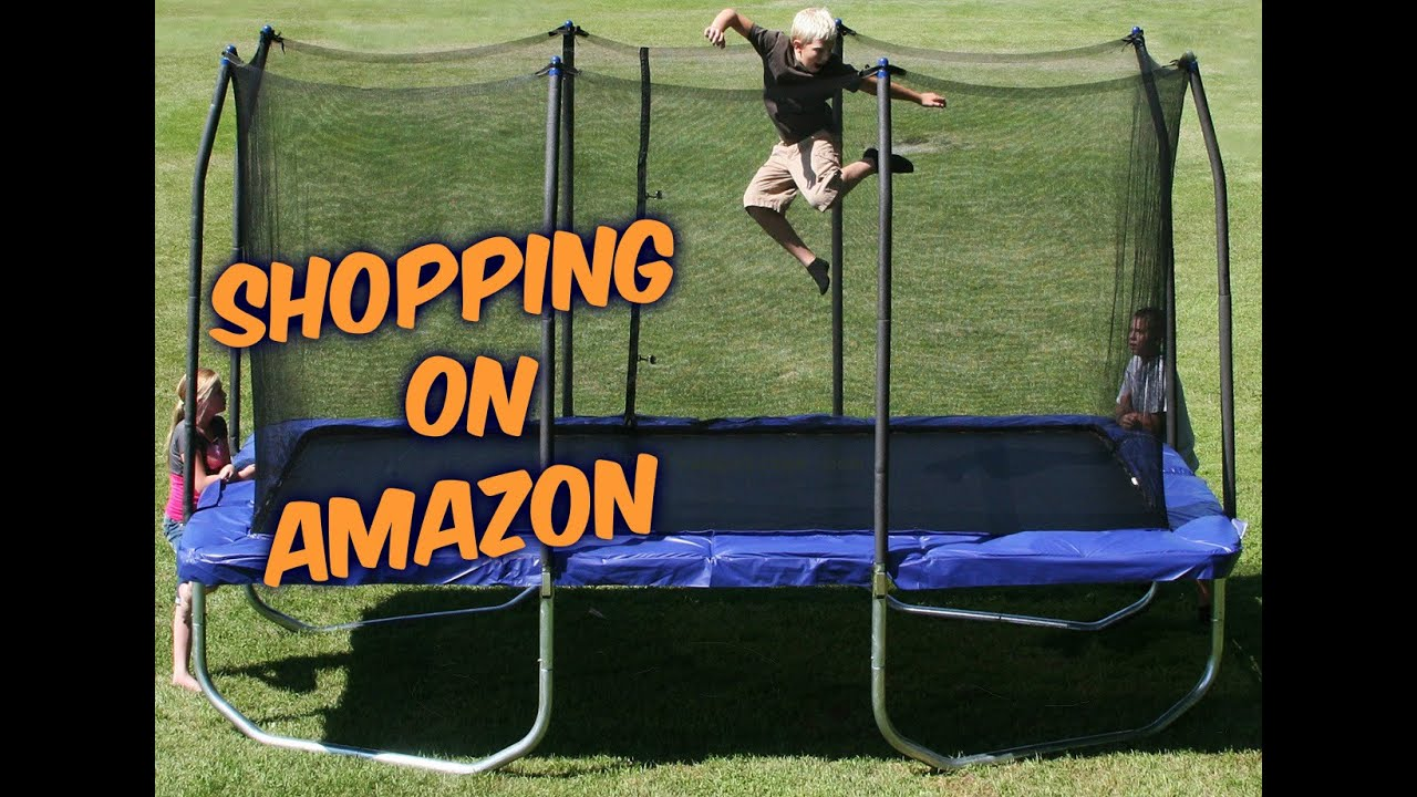 Ping On Rectangle Skywalker Trampolines Review