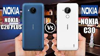 Nokia C20 Plus Vs Nokia C30