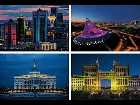 Astaná, Kazajistán / Glimpse of Astana, Capital of Kazakhstan [IGEO.TV]