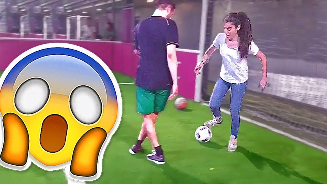 لقطات خرافية غير عادية بالكرة | شاهد فن كرة القدم..!!