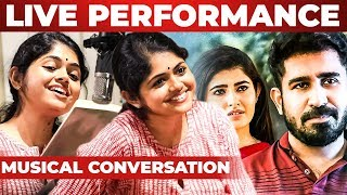 Idhamaai Song Live Performance by Simon K King & Keerthana Vaidyanathan