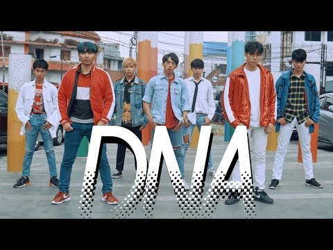 [Ridwan B-FORCE x BLIZZARD] BTS (방탄소년단) _ 'DNA' DANCE COVER from Indonesia