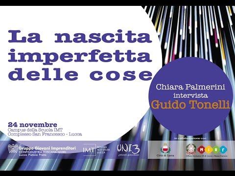 La nascita imperfetta delle cose - Chiara Palmerini intervista Guido Tonelli