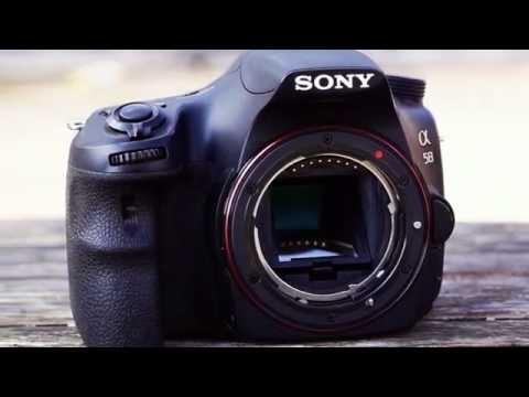 Sony a58 erklärt
