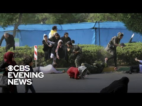 Militants attack Iran military parade, killing 25