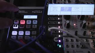 Using the Squarp Hermod for Generative Music