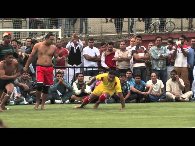 Kabaddi Pakistan India England in Barcelona Spain. HIGHLIGHTS in high defination. Travel Video