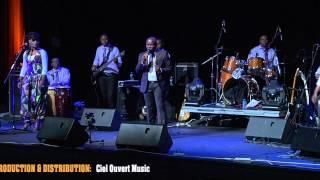 Concert  Live Avec    Elvis Ngemba à Liège Extrait Dvd
