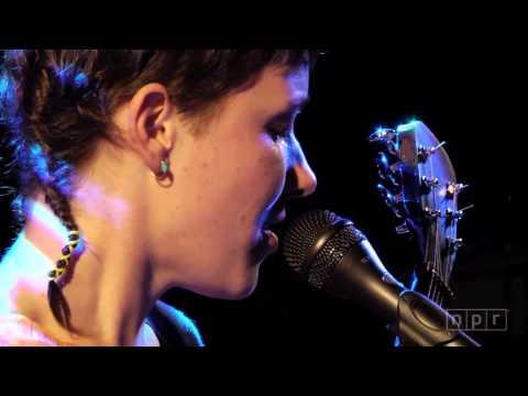 Buke & Gase   NPR MUSIC LIVE