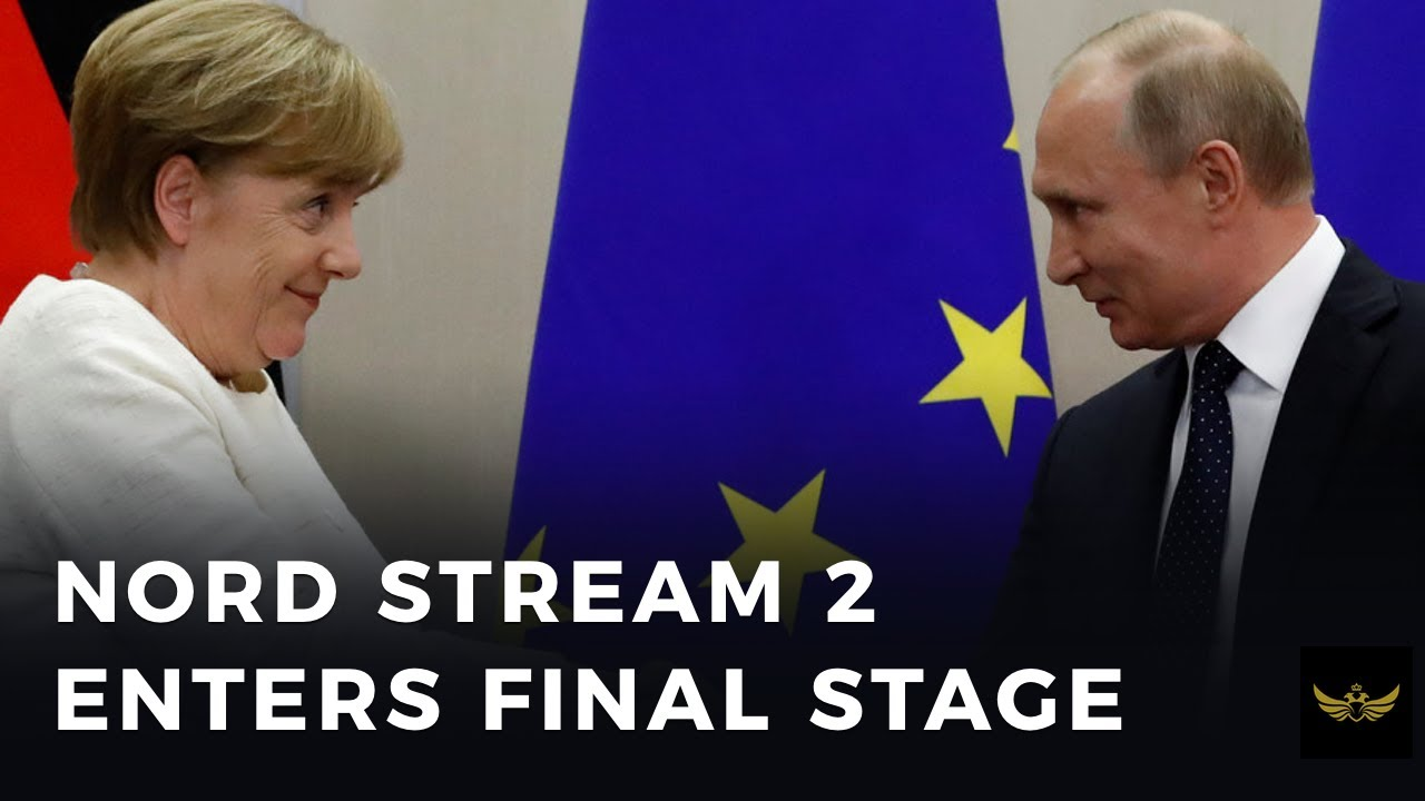 Nord Stream 2 enters final stage of completion